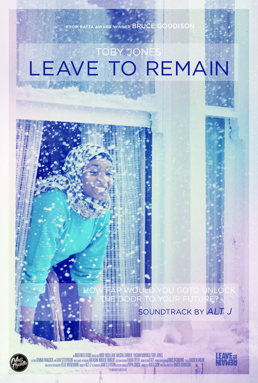 Leave to Remain Poster #4