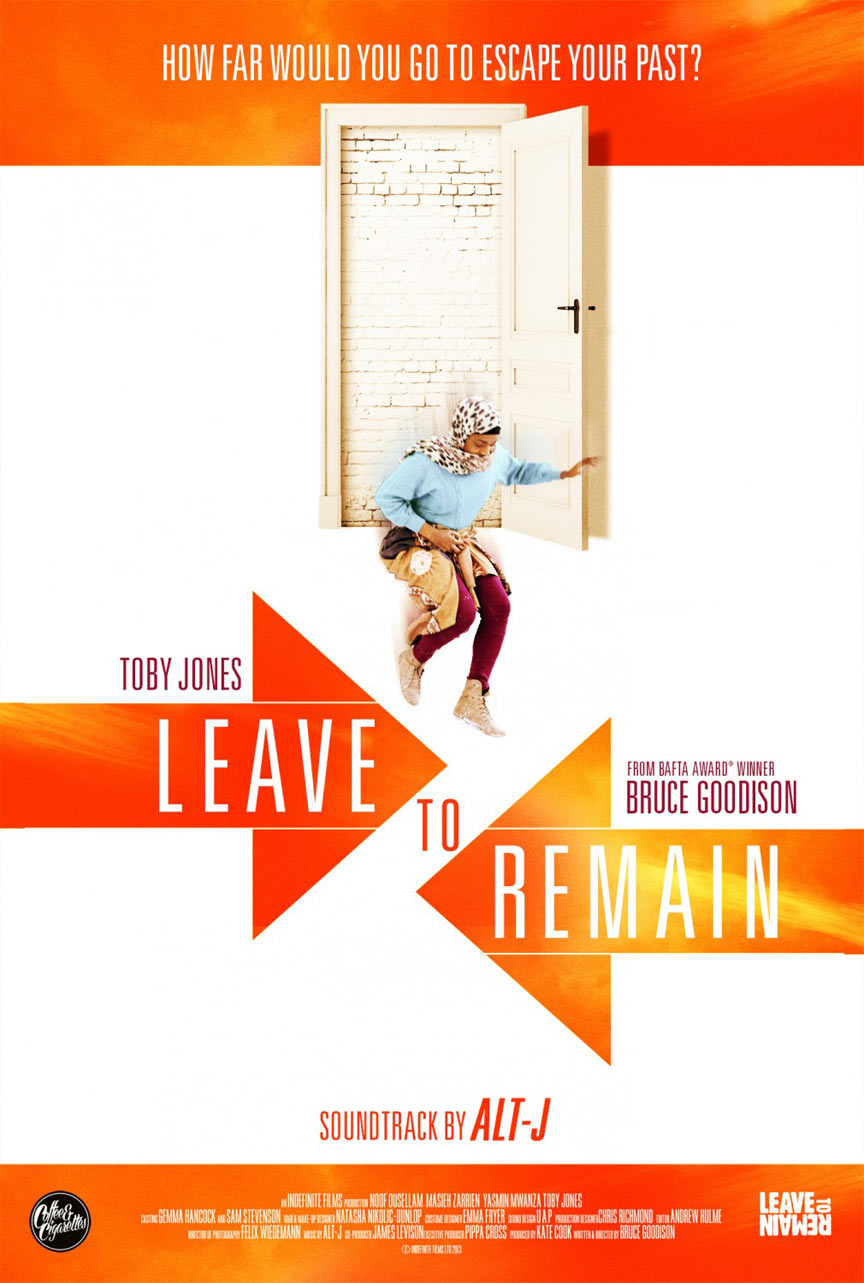 Leave to Remain Poster #6