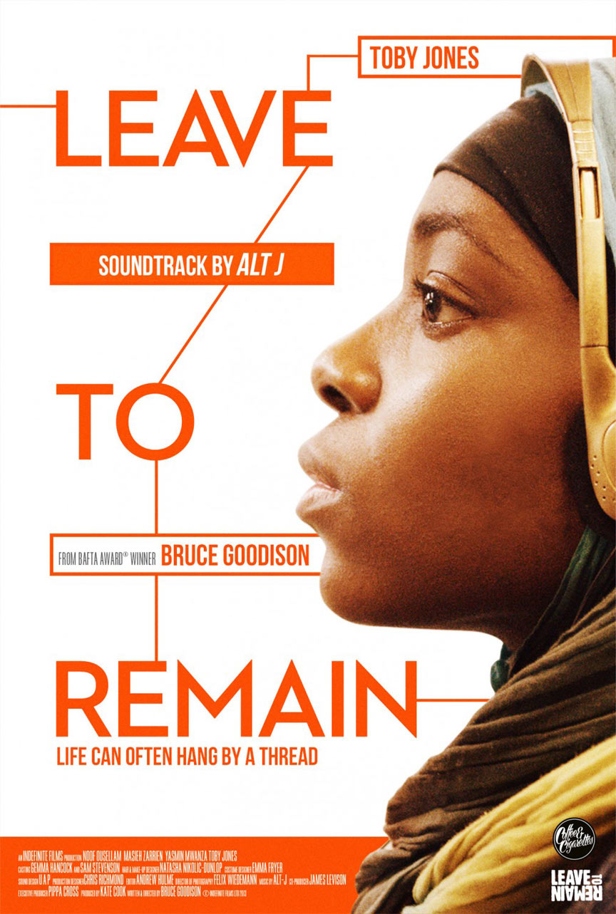 Leave to Remain Poster #7