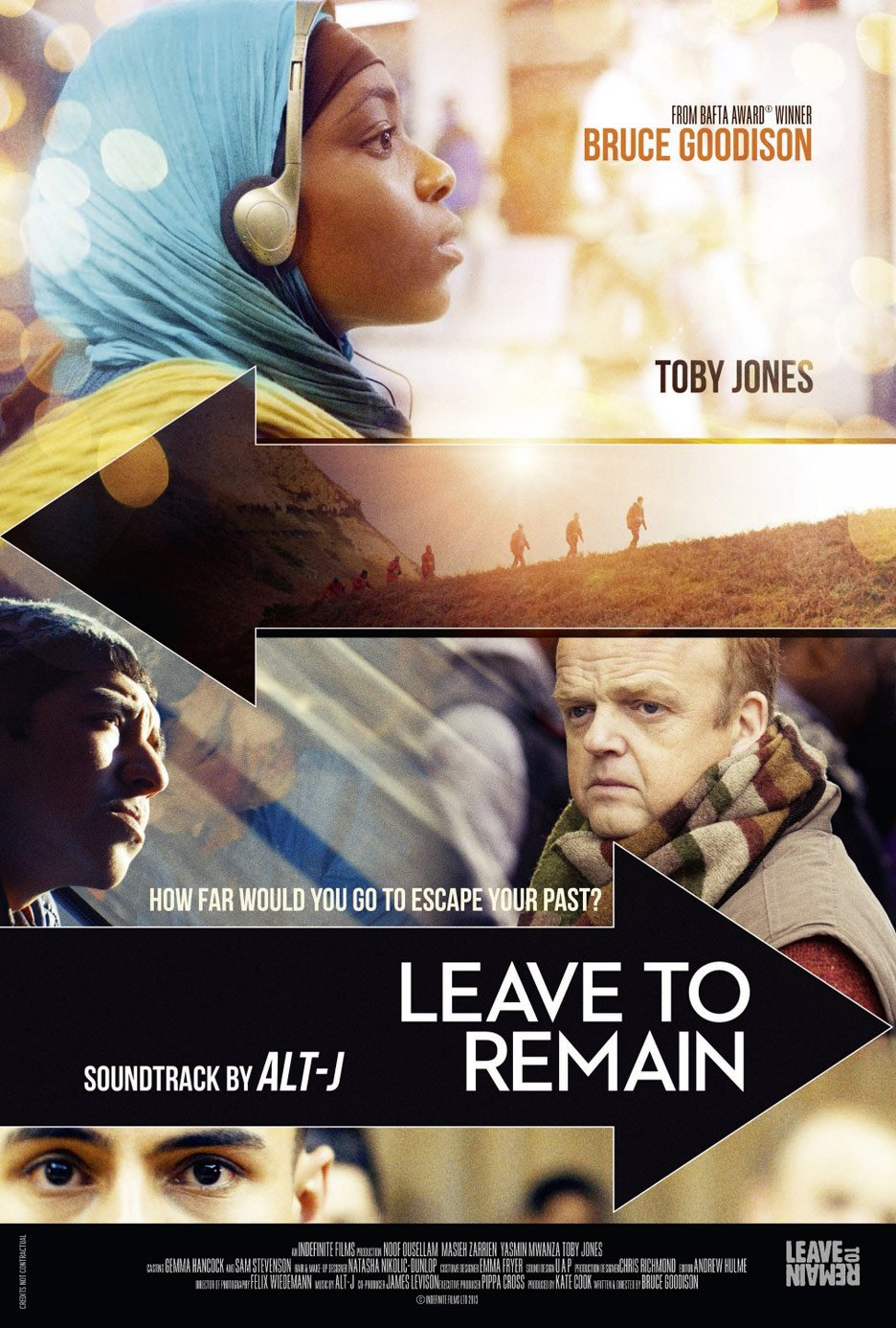 Leave to Remain Poster #1