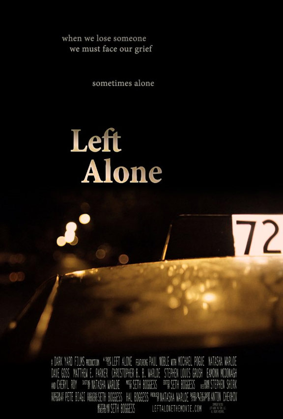 Left Alone Poster #1