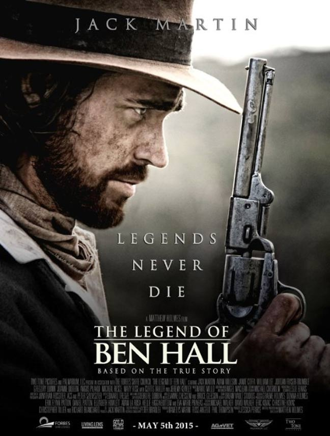 The Legend of Ben Hall Poster #1