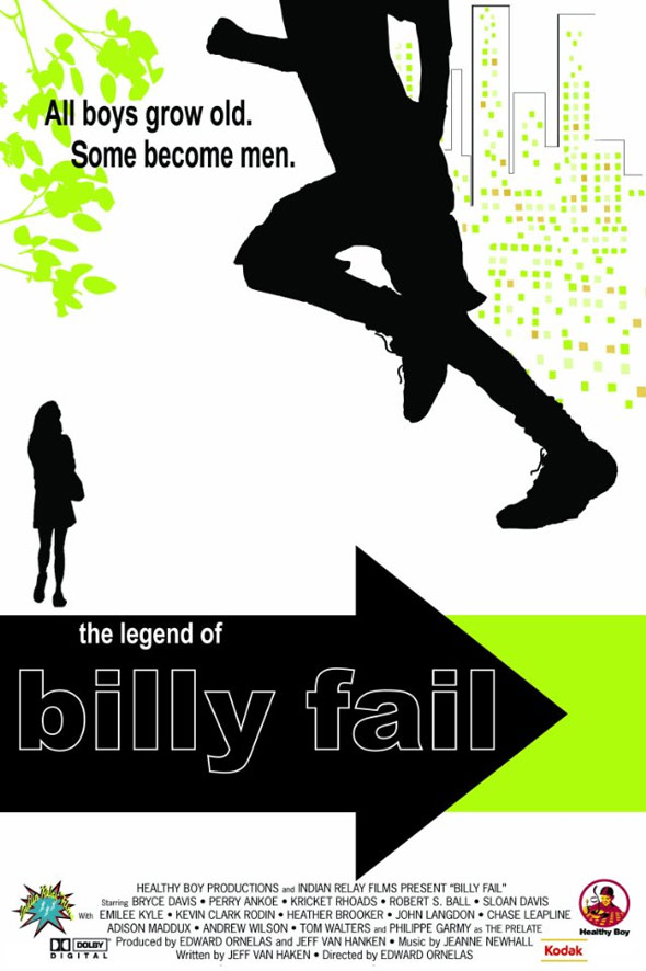 Legend of Billy Fail Poster #1