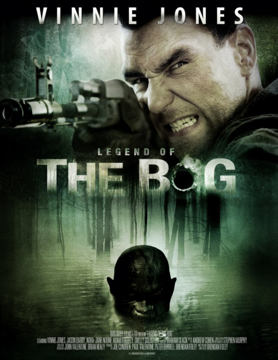 Legend of the Bog Poster #1