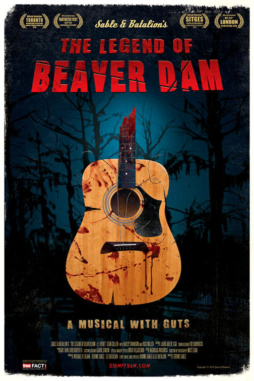 The Legend of Beaver Dam Poster #1