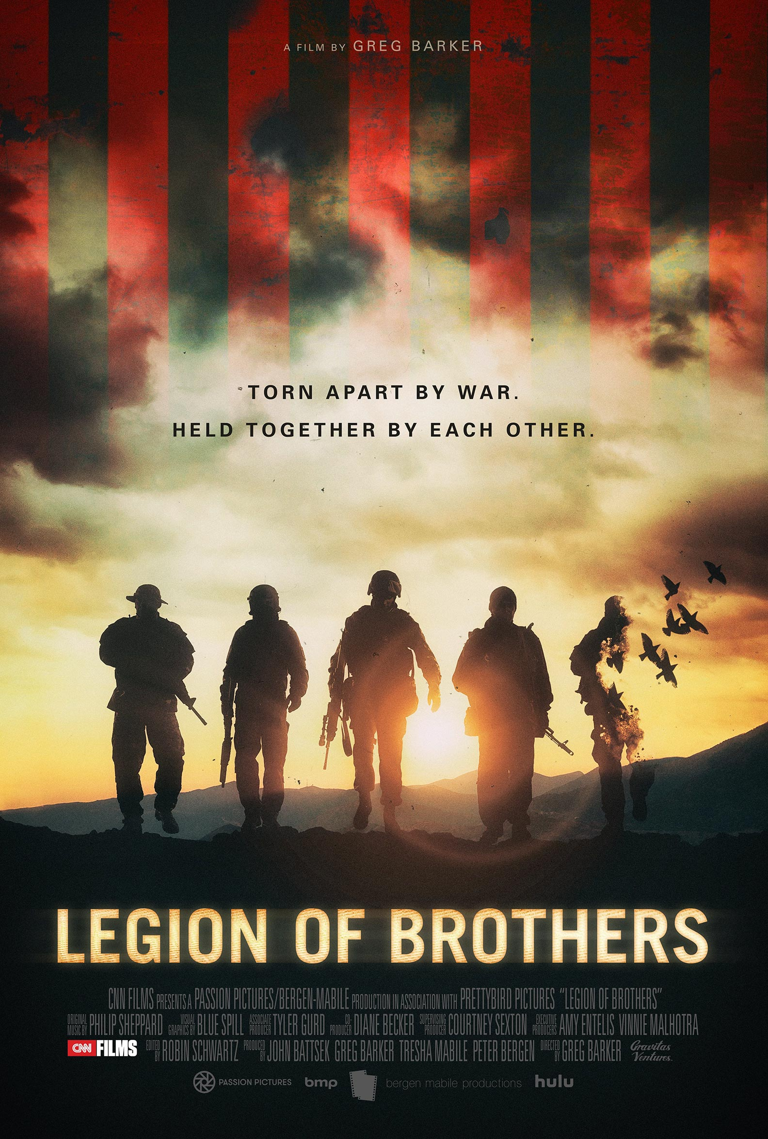 Legion of Brothers Poster #1