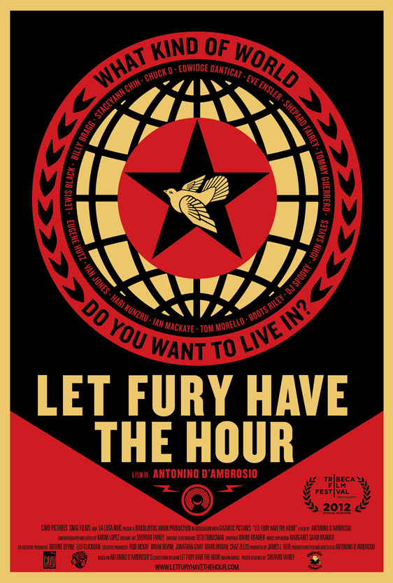 Let Fury Have The Hour Poster #1