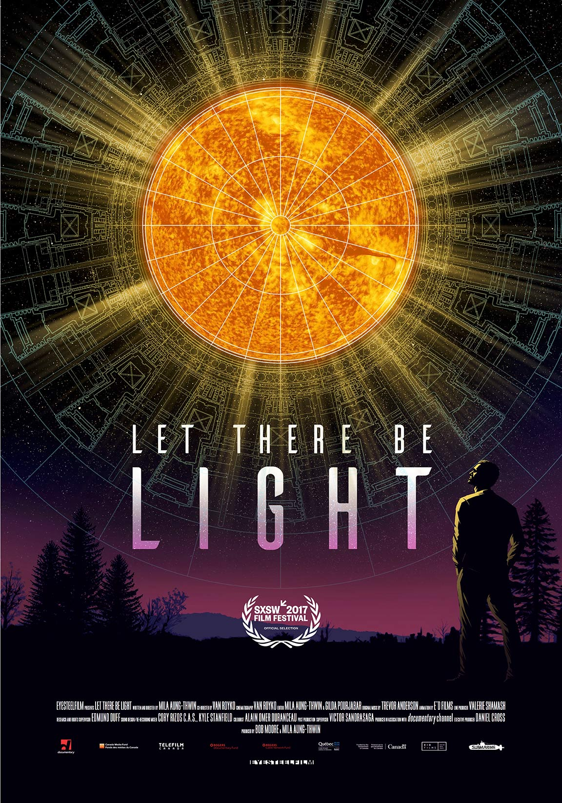 Let There Be Light Poster #1