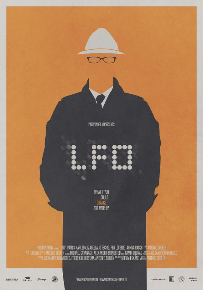 LFO: The Movie Poster #1