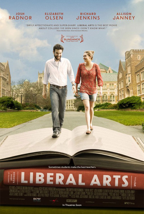 Liberal Arts Poster #1