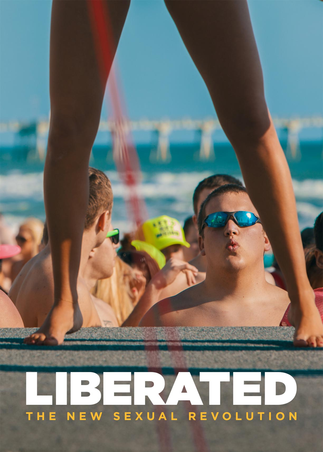 Liberated: The New Sexual Revolution Poster #1