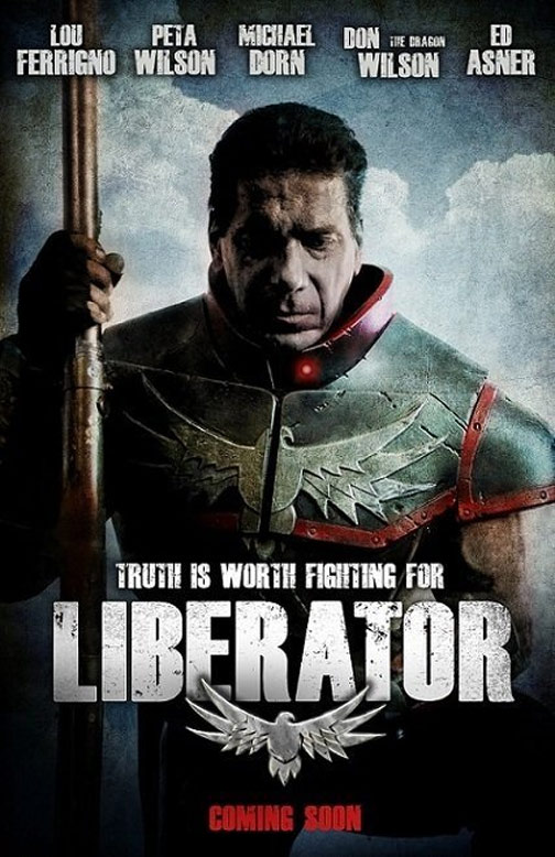 Liberator Poster #1