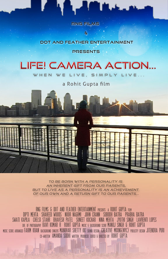 Life! Camera Action... Poster #1