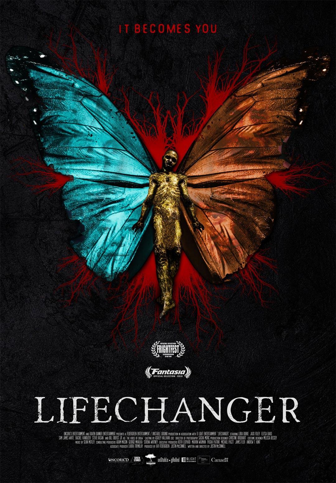 Lifechanger Poster #1
