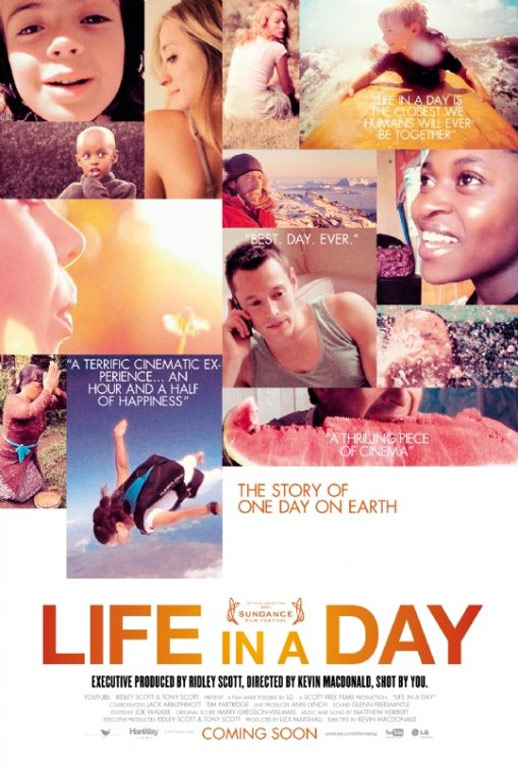 Life in a Day Poster #2