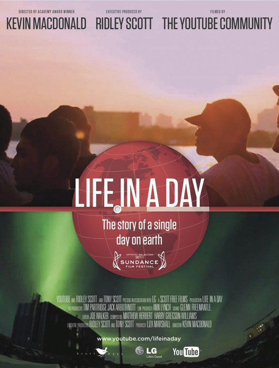 Life in a Day Poster #1