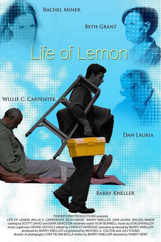 Life of Lemon Poster #2