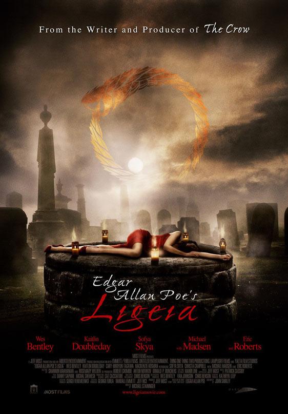 Edgar Allan Poe's Ligeia Poster #2