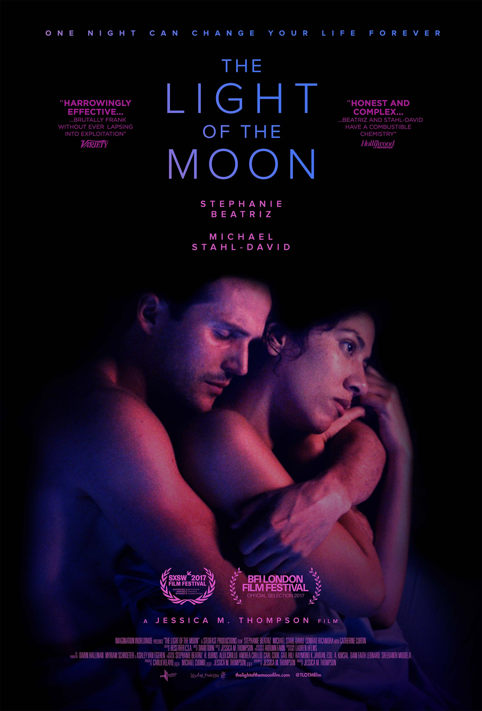 The Light of the Moon Poster #1