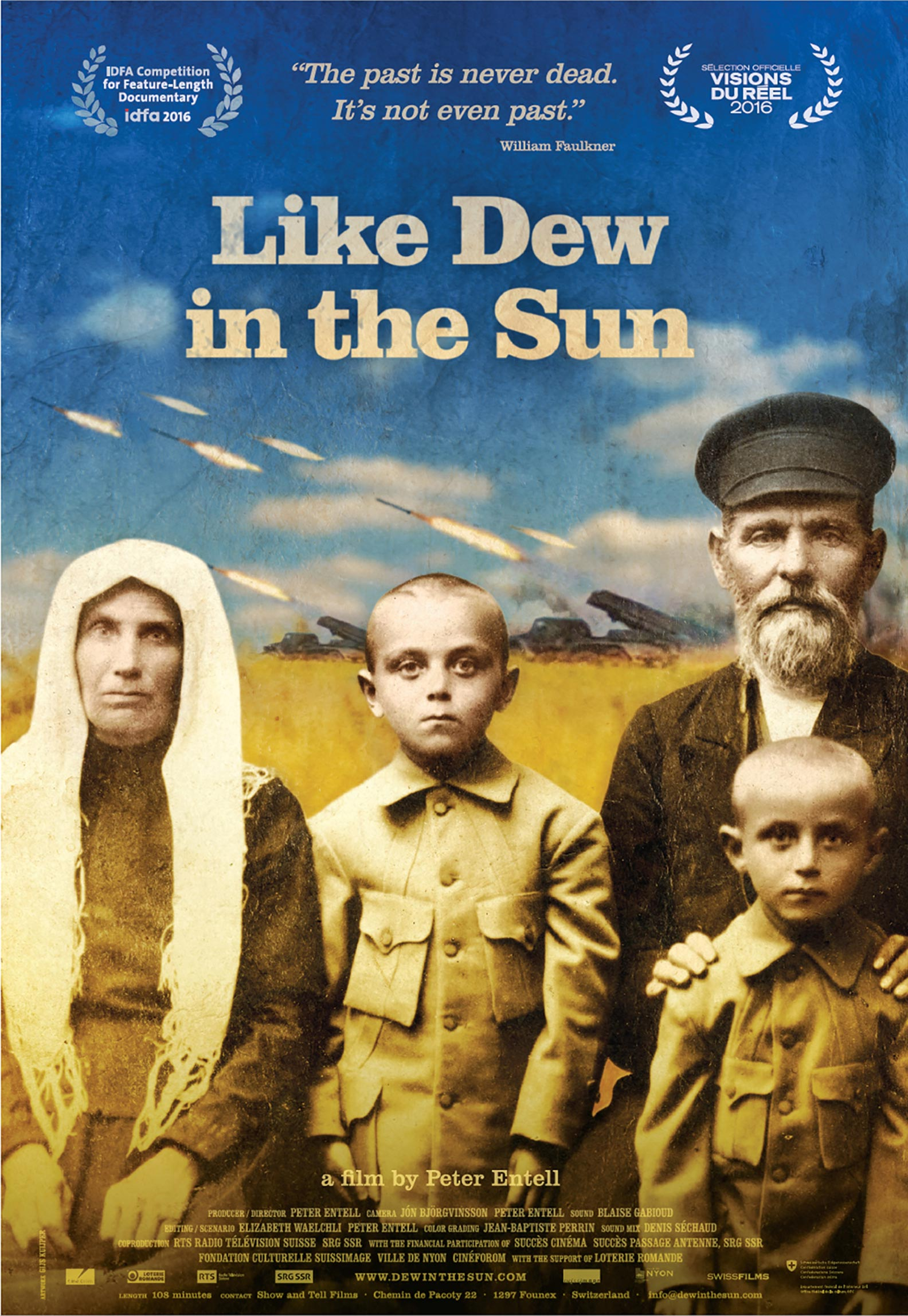 Like Dew in the Sun Poster #1