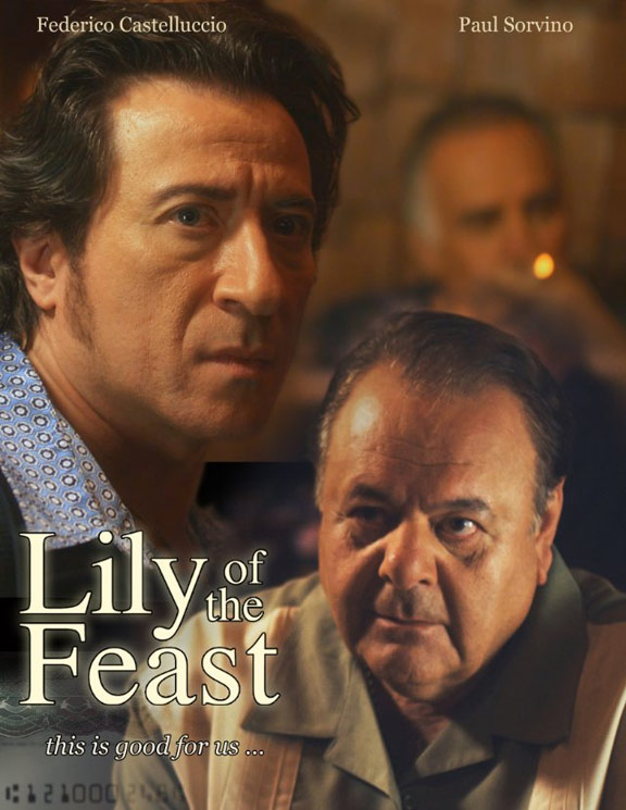 Lily of the Feast Poster #1