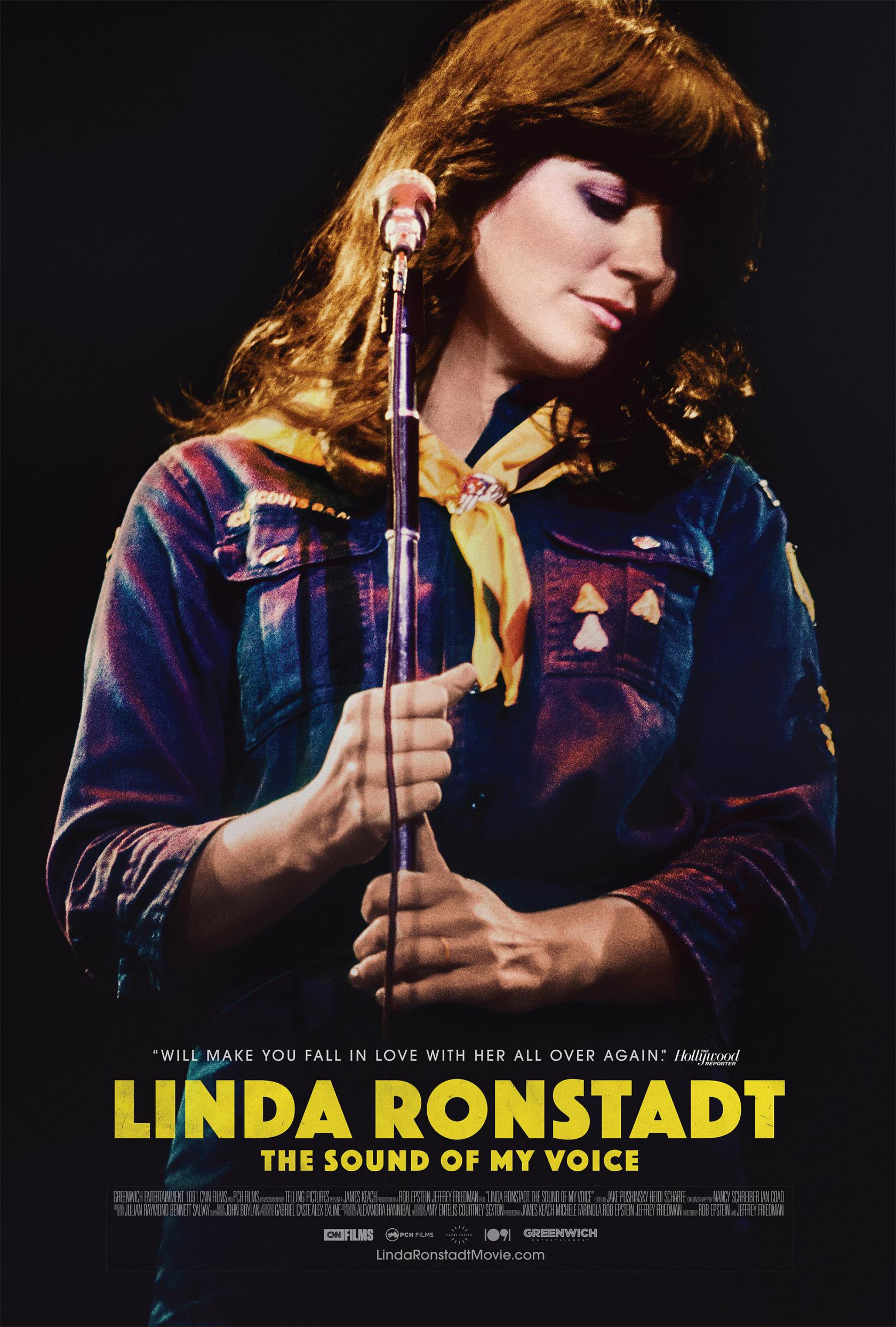 Linda Ronstadt: The Sound of My Voice Poster #1