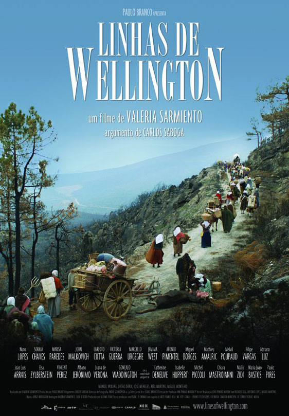 Lines of Wellington Poster #1