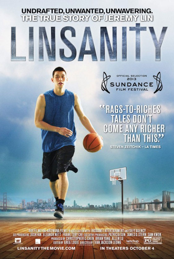 Linsanity Poster #1