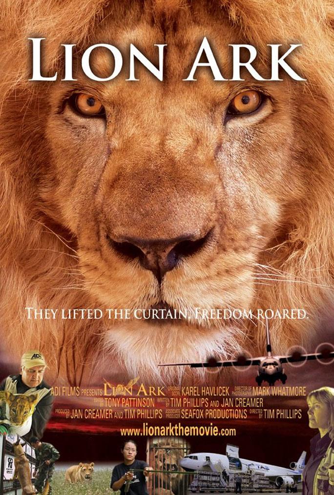 Lion Ark Poster #1