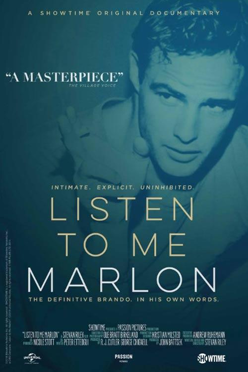 Listen to Me Marlon Poster #1