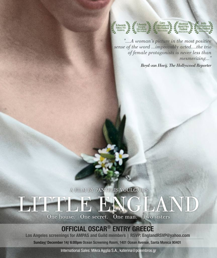 Little England Poster #1