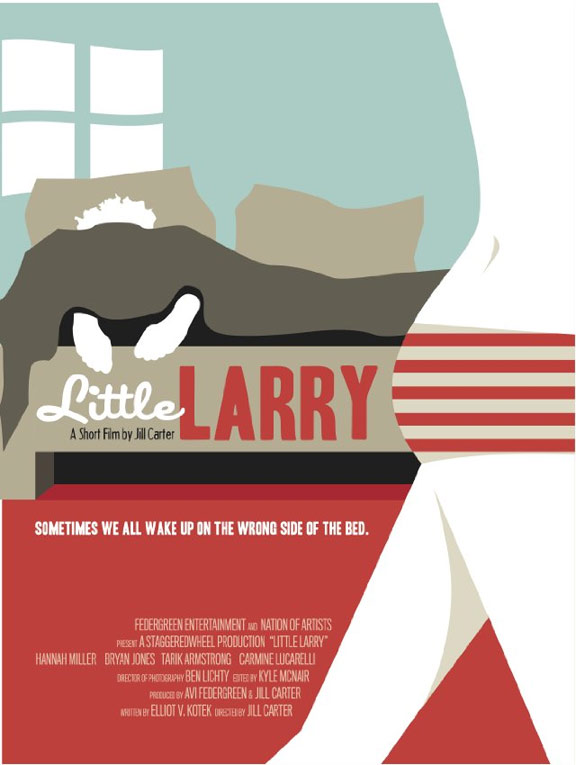Little Larry Poster #1