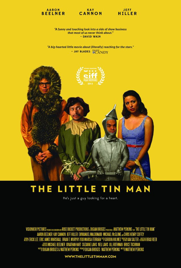 The Little Tin Man Poster #1