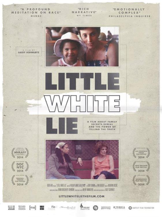 Little White Lie Poster #1