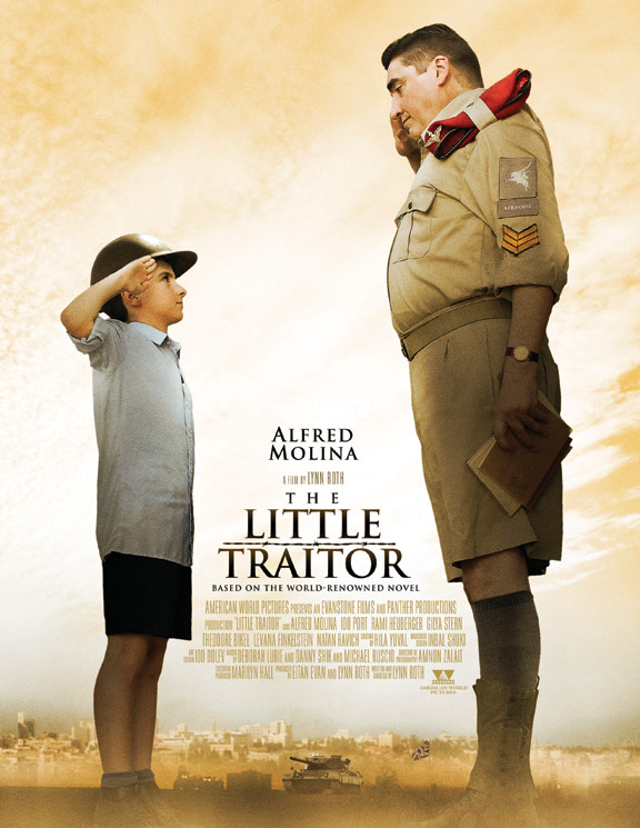 The Little Traitor Poster #1