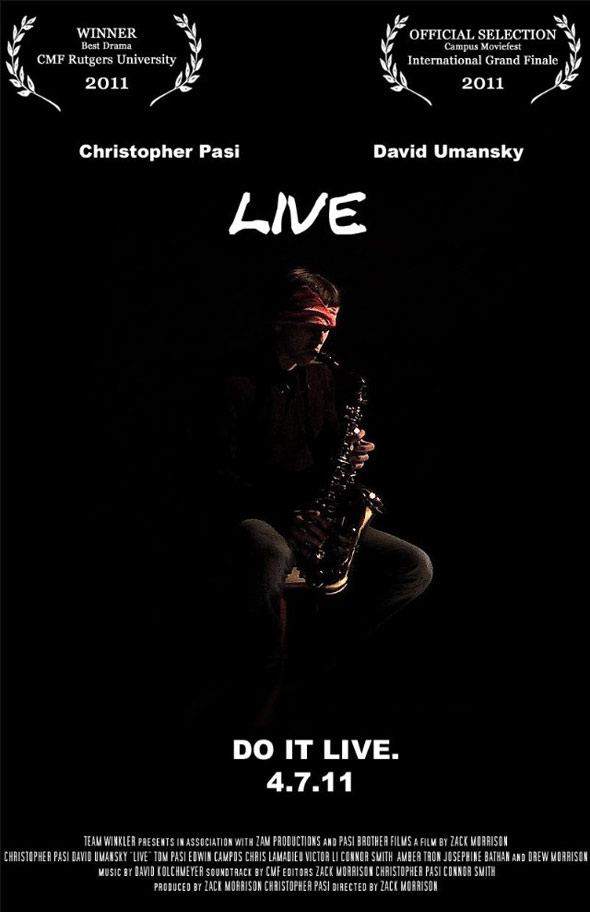 Live Poster #1