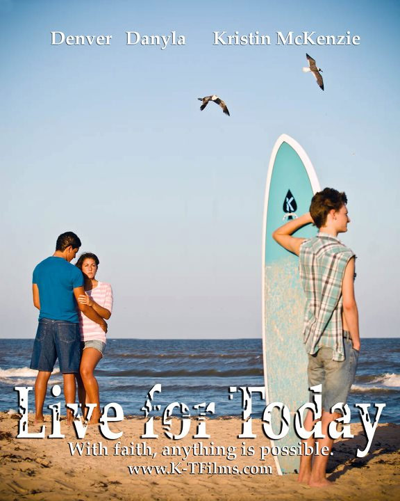 Live for Today Poster #1