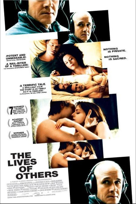The Lives of Others Poster #1