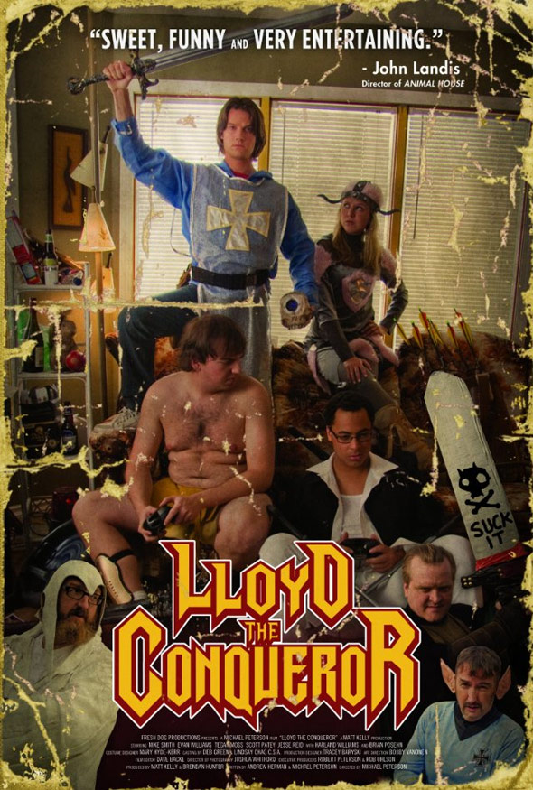Lloyd the Conqueror Poster #1