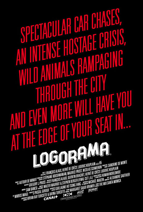 Logorama Poster #1