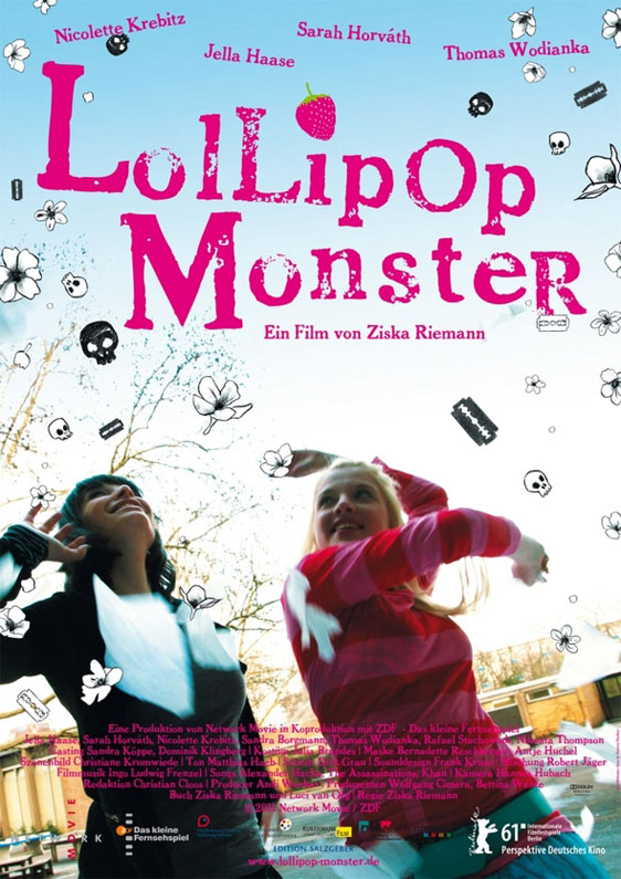Lollipop Monster Poster #1