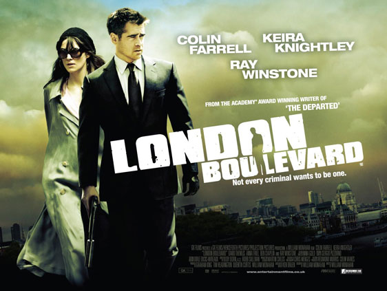 London Boulevard Poster #1