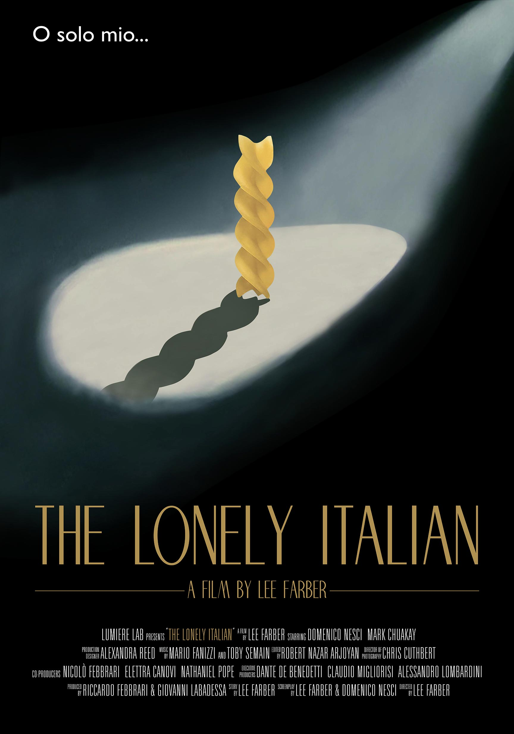 The Lonely Italian Poster #1