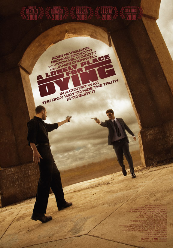 A Lonely Place for Dying Poster #1