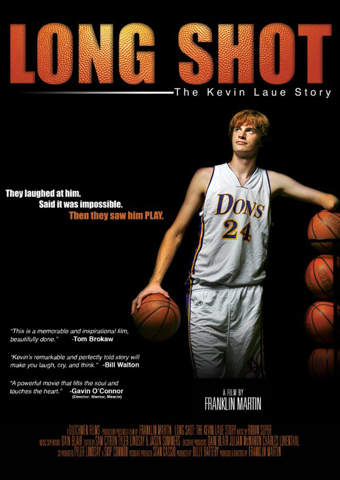 Long Shot: The Kevin Laue Story Poster #1
