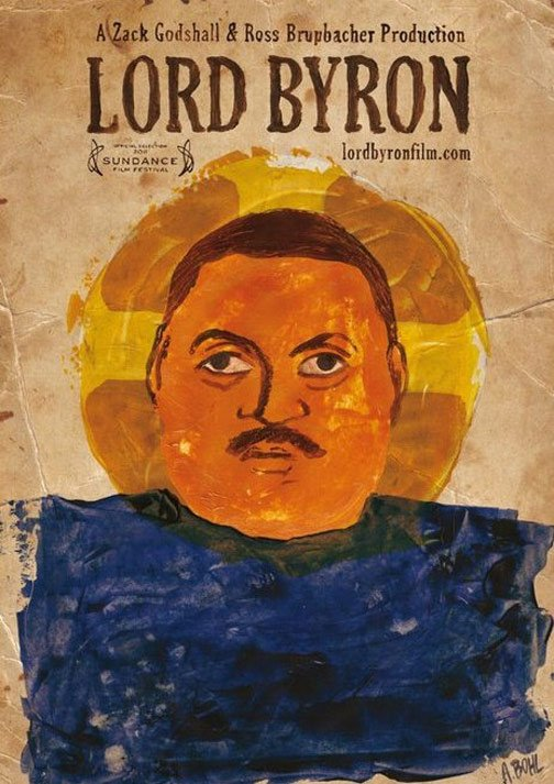 Lord Byron Poster #1