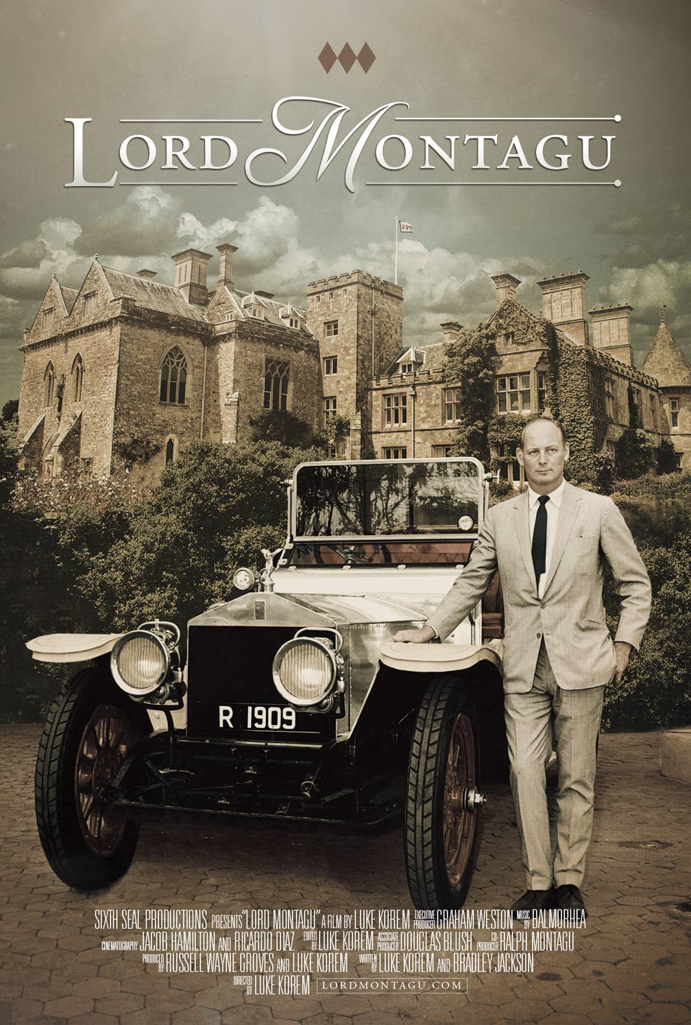 Lord Montagu Poster #2