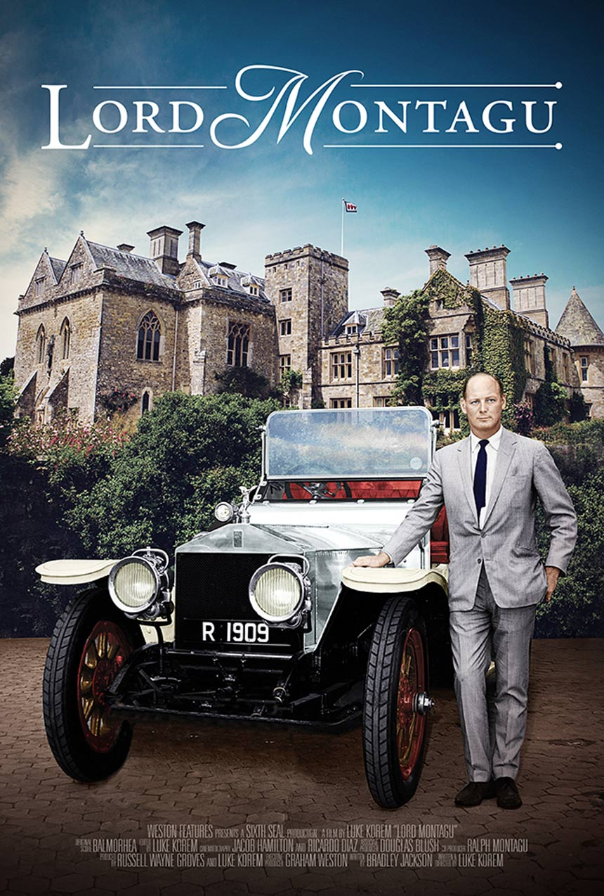 Lord Montagu Poster #3