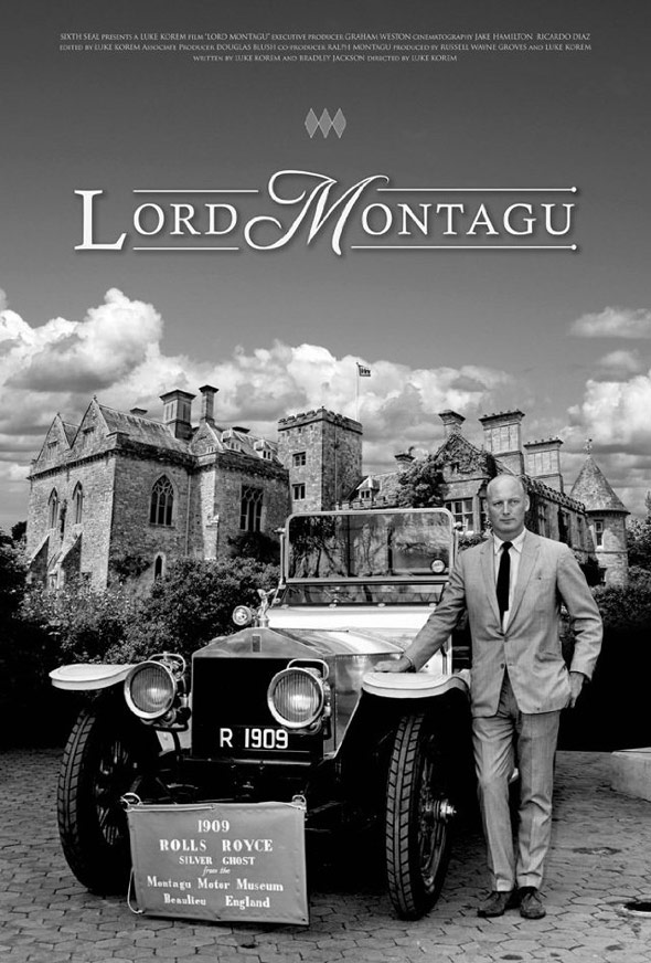 Lord Montagu Poster #1