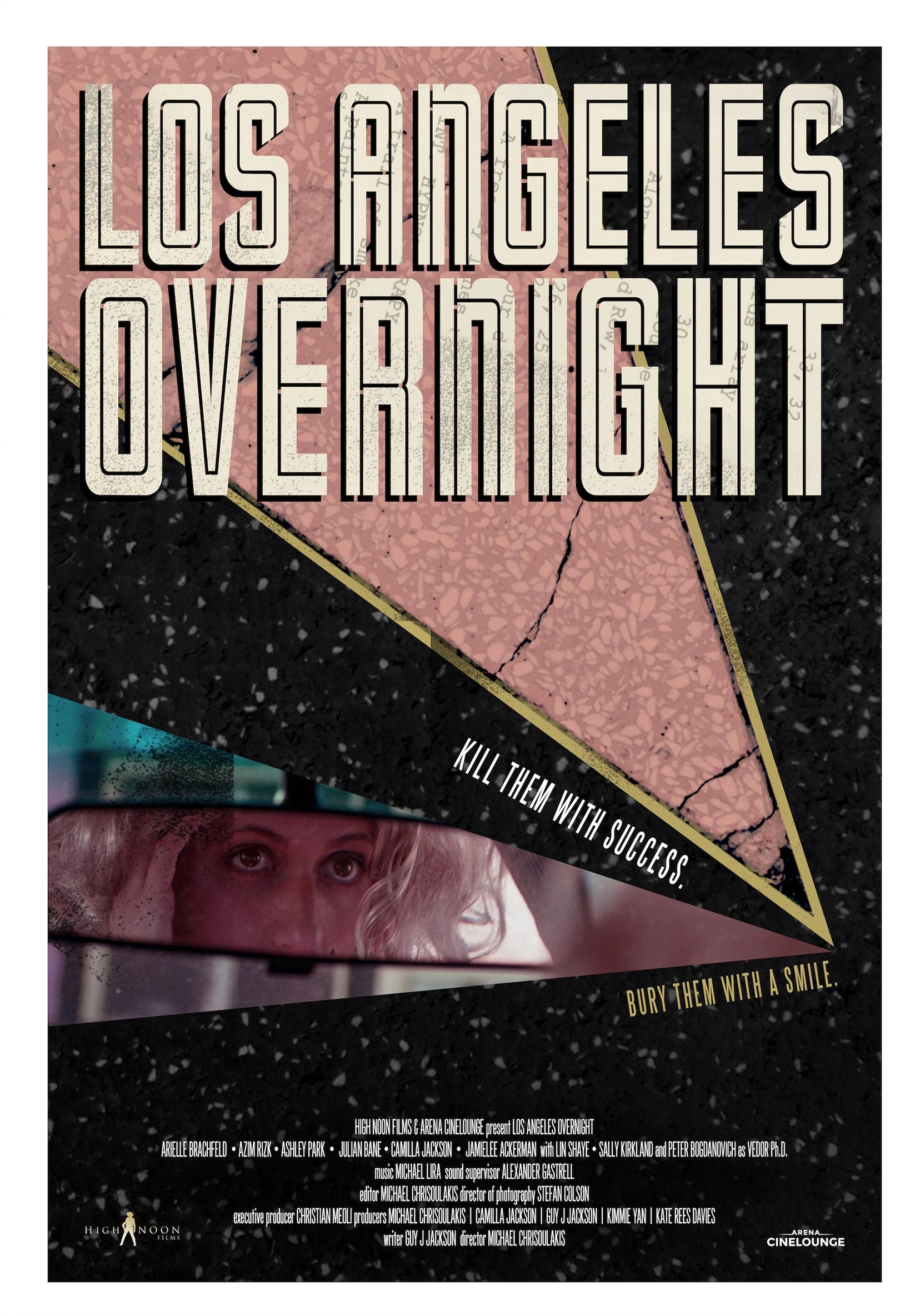 Los Angeles Overnight Poster #1